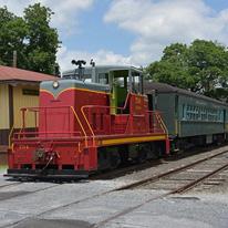 The Great Kempton Train Robbery