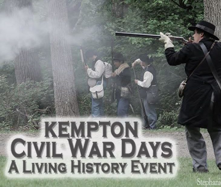 Kempton Civil War Days