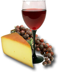 Wine & Cheese Train