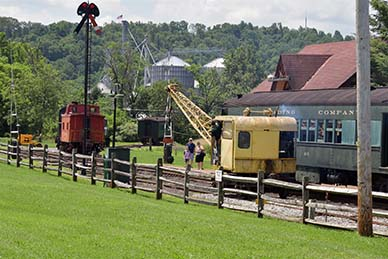 WKS Touch a Train